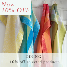 Diningroom tablecloths, napkins and place mats