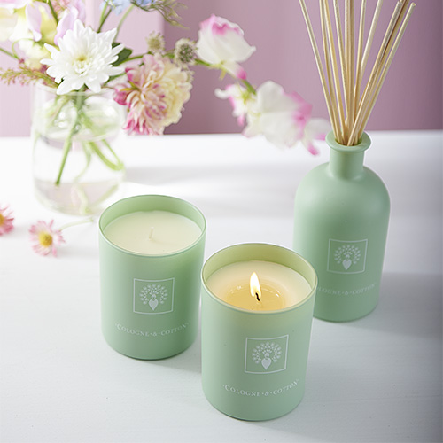 Summer Candles And Diffusers