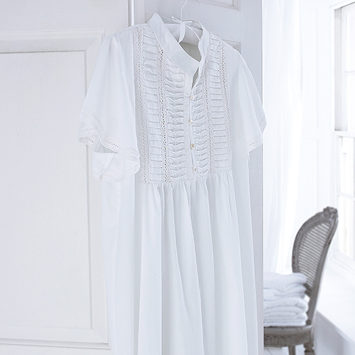Harriet Pure Cotton Nightdress