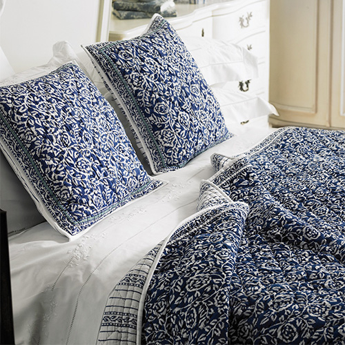 Bengal Quilted Bedspread