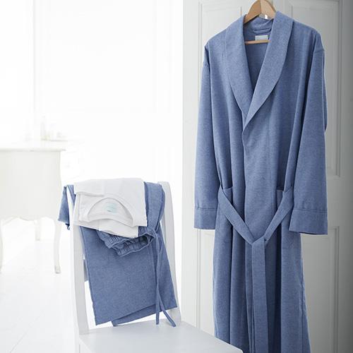 Men's Brushed Cotton Nightwear