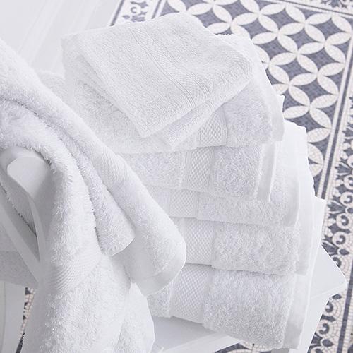 White Luxury Towels